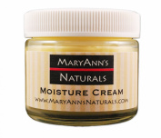 Mary Ann's Naturals Organic Handcrafted Facial Moisture Cream 60ml