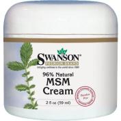 Msm Cream 2 fl oz (59 ml) Cream