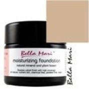 Bella Mari Moisturising Foundation TALC FREE Dark Ivory I30 50ml/ 1.7oz Jar