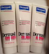 Dermasil Advanced Treatment Creamy Lotion - Dry Skin Moistuizer & Protectant, 240ml