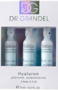 Dr. Grandel Hyaluron 3 Ml - 24 Pack Ampoules Pro Size - Intensive Care Concentrate with 'Wrinkle Fillers' Effect