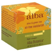 Alba Botanica Hawaiian Oil-Free Moisturiser, Aloe & Green Tea
