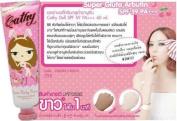 Allthailand - BB Cream Cathy Doll Aura Body Cream Super Gluta Arbutin SPF 59 Pa+++ 60ml.