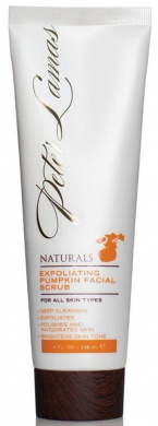 Peter Lamas Naturals Exfoliating Pumpkin Facial Scrub, 120ml