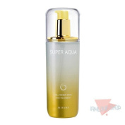 [Missha] Super Aqua Cell Renew Snail Skin Treatment 130ml Toner Boosting Essence