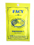 12x Facy Whitening C 2 in 1 Cold Scrub Mud Mask