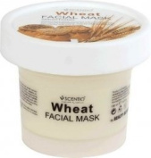 Beauty Buffet Scentio Wheat Smoothing Nourishing Facial Mask with Sesame Oil Product of Thailand