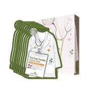 Dewytree Tea Tree Trouble Solution Mask 10pcs 27g