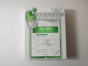 Korean Cosmetics_Blumei Tea Tree Clean Skin Hydra Mask_27g x 10pcs