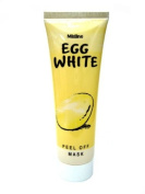 Mistine Egg White Whitening Peel Off Face Facial Mask ON SELL WITH COMPLIMENTARY