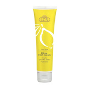 LCN Citrus Foot Cream With Lemongrass & Avocado Oils 100ml