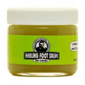 Healing Foot Salve for Cracks 60ml salve by Uncle Harry's Natural Products