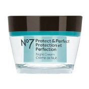 Boots No7 Protect & Perfect Night Cream 1.69 fl oz