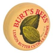Burt's Bees Lemon Butter Cuticle Creme, 20ml Tin