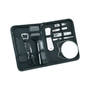 PremiumConnection Home Salon Beauty Accessories Pedicure Manicure Personal Grooming Travel Set