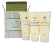 Tocca Hand Cream Viaggio Trio Set