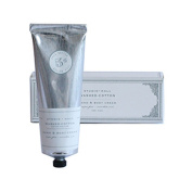 K. Hall Boxed Shea Cream In Tube, Washed Cotton