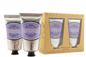 Naturally European Lavender Luxury Hand And Foot Cream Gift Set 2 x 75ml