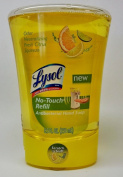 Lysol No-touch Refill Antibacterial Hand Soap - Fresh Citrus Squeeze