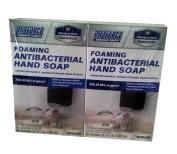 Proforce/Members Mark Commercial Foaming Antibacterial Hand Soap 2 pack Refills