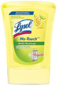 Lysol No-Touch Hand Soap Refill - Fresh Citrus Squeeze - Net Wt. 250ml - One Refill