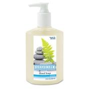 Boardwalk Liquid Hand Soap, Floral, 240ml Pump Bottle - 12 pump bottles.