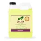 Cucina Oregano and Green Citrus 1000ml Hand Soap Refill