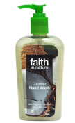 Faith In Nature Coconut Natural Hand Wash With Organic Coconut 300ml