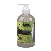 Saavy Naturals Rich Liquid Hand Soap - 355 ml / 12 fl oz