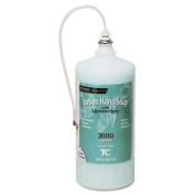 TC Enriched Moisturising Hand Soap, Citrus Scent, 800mL Refill - four soap refills.