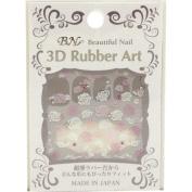 3D Rubber Art Nail Seal SPO-5 / Nail Seal
