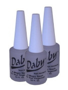 Daby Nail Hardener 3 Piece Set. Great Deal by Daby BEAUTY
