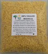 Natural Planet BEESWAX PELLETS, YELLOW candles lip balm