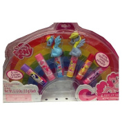 My Little Pony 6-Pack Lip Balm with 2 Toppers