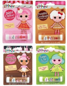 Lalaloopsy Flavoured Lip Balm x 4 Pack Set