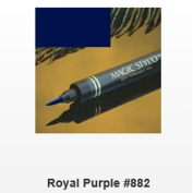 Magic Styl'o Semi Permanent Pen - Royal Purple