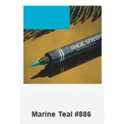 Magic Styl'o Semi Permanent Pen - Marine Teal