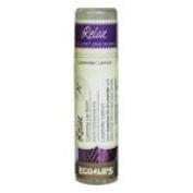 Eco Lips One World Relax, Lavender Lemon 5ml tubes