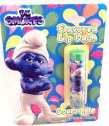 Lip Balm Sour Apple - Flavoured Lip Balm, 5ml,