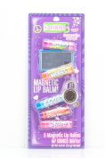 Lip Locker Magnetic Lip Balm Nerds, Pixy Stix, Fun Dip and Laffy Taffy