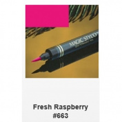 Magic Styl'o Semi Permanent Pen - Fresh Raspberry