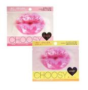 Pure Smile Choosy Lip Gel Mask - Peach & Honey