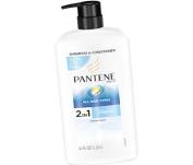 SCS Pantene Classic Care Solutions 2-in-1 Shampoo + Conditioner Pump - 1180ml