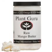 Premium Raw Mango Butter 100% Pure 1 Pound