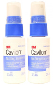 Cavilon No Sting Barrier Film - 28 ml Spray - Pack of 2