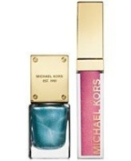 Michael Kors Sexy Collection Lip Lustre & Nail Gift Set