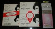 Kojie San Skin Lightening Soaps 2 Big + 2 Small = Free Ponds White Beauty Day Cream