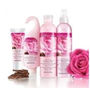 Avon Naturals Cocoa & Rose Bath & Body Collection
