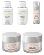Dr. Schrammek Anti-ageing Basic Pack for Normal Dry Skin. Anti-ageing Daily & Nightly Care for Demanding Skin