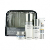 MD Formulations 4-Step Travel Kit (Noraml To Dry Skin)